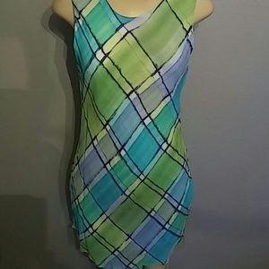 Cache Shift Dress